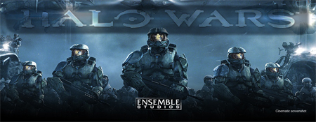 Halo Perang! (Halo, Wars-- I know, lame joke...)