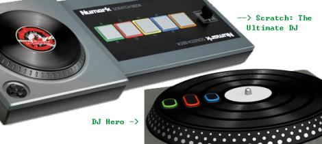 DJ peripheral