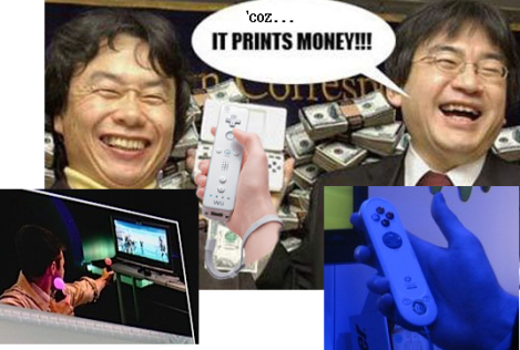 IT PRINTS MONEY!!