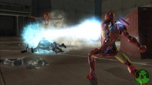 Spidey + Iron Man
